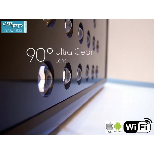 LS-70WF-3015 (70W 30cm WIFI Kontrol Led Aydınlatma)