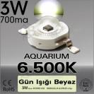 Power Led 3W 6500K Bridgelux Gün Işığı Beyazı